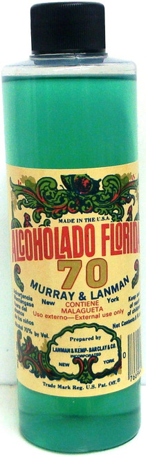 ALCOHOLADO FLORIDA 70  4oz