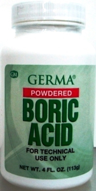 BORIC ACID POWDER 4oz