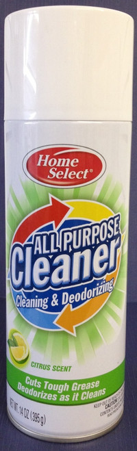 ALL PURPOSE CLEANER 12/14oz