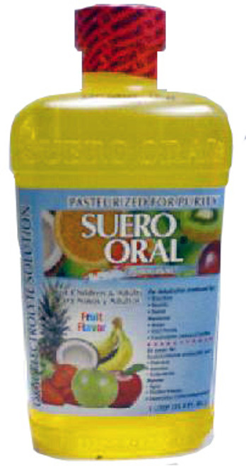 SUERO ORAL FRUIT 8/33.8oz