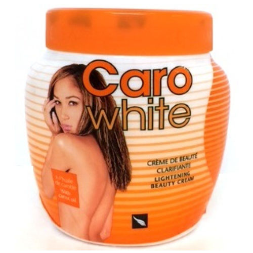 CARO WHITE CREAM JAR 250G