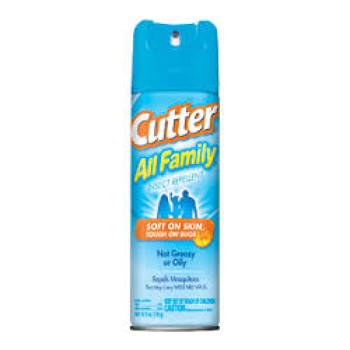 CUTTER REPELLENT SPRAY 12/6oz