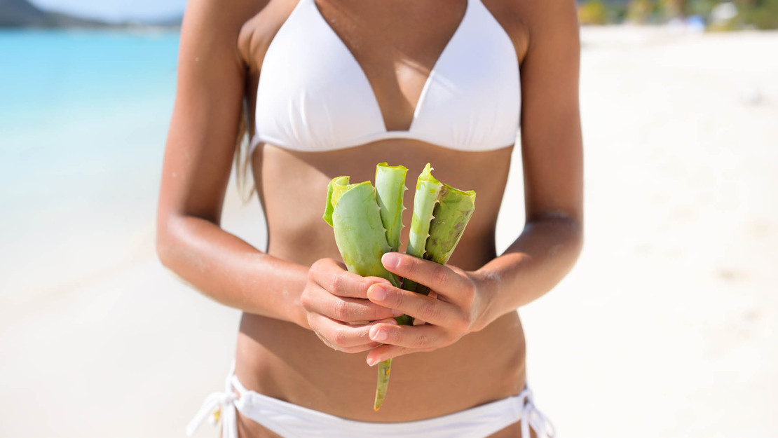 ​Three benefits of Aloe Vera for your skin