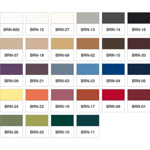 Standard Leatherette Colors