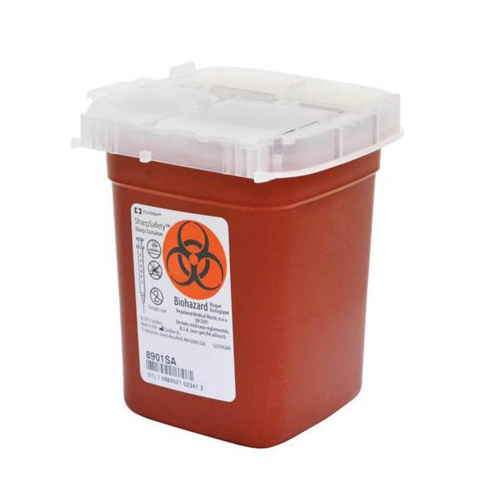 Biohazard Disposal Container