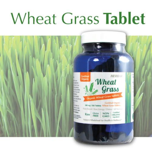 爾寶有機小麥苗錠 Organic Wheat Grass Tablet