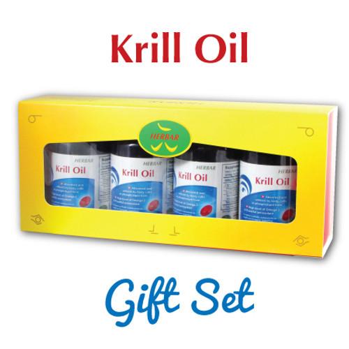 爾寶磷蝦油 (禮盒裝) Premium Krill Oil (Gift Set)