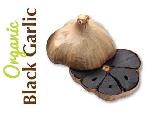 爾寶有機黑蒜 (單顆裝) Organic Black-O-Garlic (Single Clove)