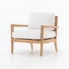Lauren Outdoor Chair - White