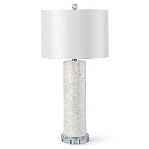 Capiz Table Lamp