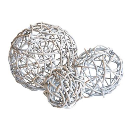 Greywash Windsor Knots