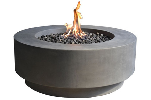 """41"""" Round Fire Table"""