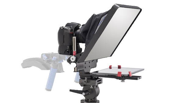ProLine iPad Teleprompter Prompter People - PRO-DSLRUPRO _ PRO-DSLRU
