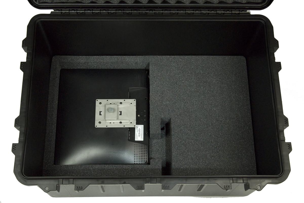 CASE-HS3075 - Heavy Duty Teleprompter Hardcase, Not Configured - PrompterPeople - No Foam Insert