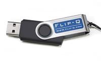 Flip-Q Pro USB for Mac & PC