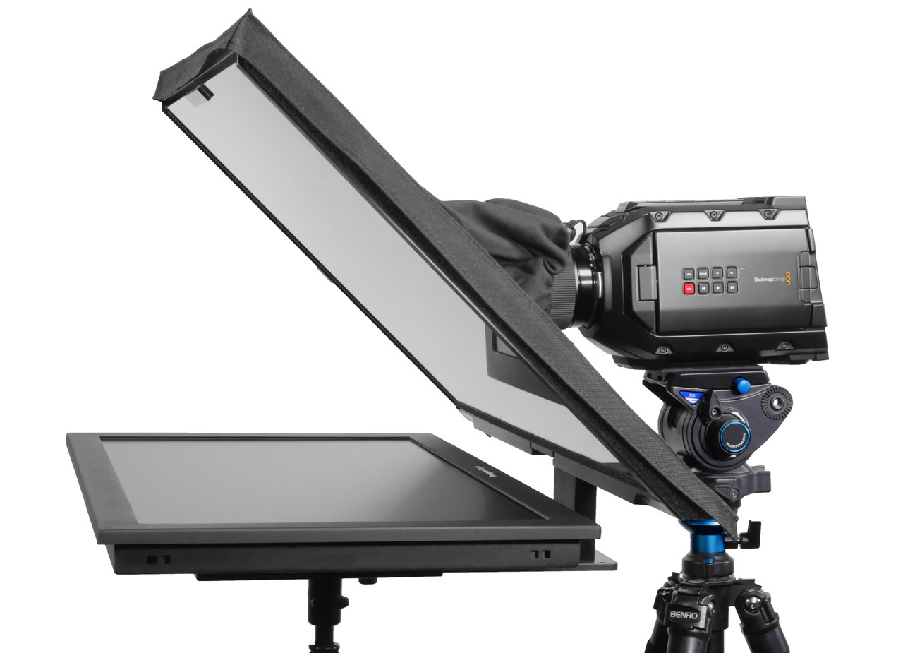"QGear Pro Free Stand 24"" HighBright Side"