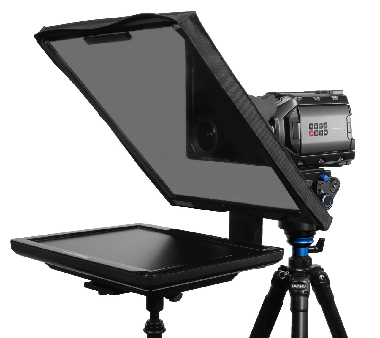 "QGear Pro Free Stand 15"" Reg Angled"