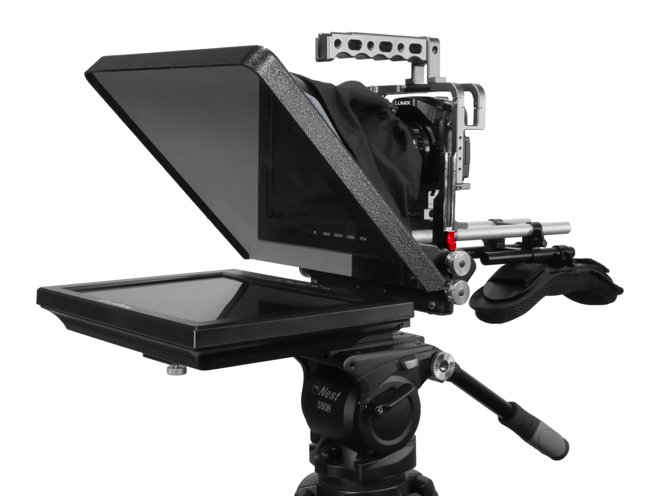 ProLine DSLR 12 with Monitor Angled