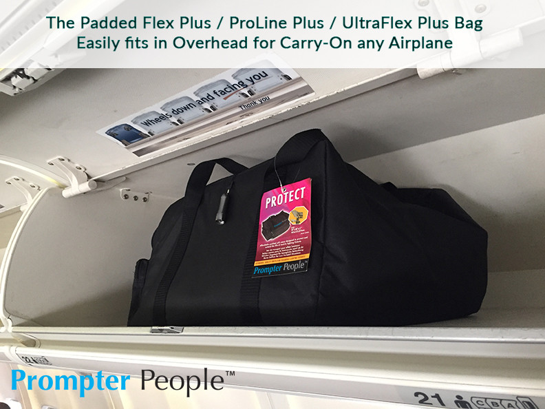 Flex Plus Bag - Carry-On Airplane