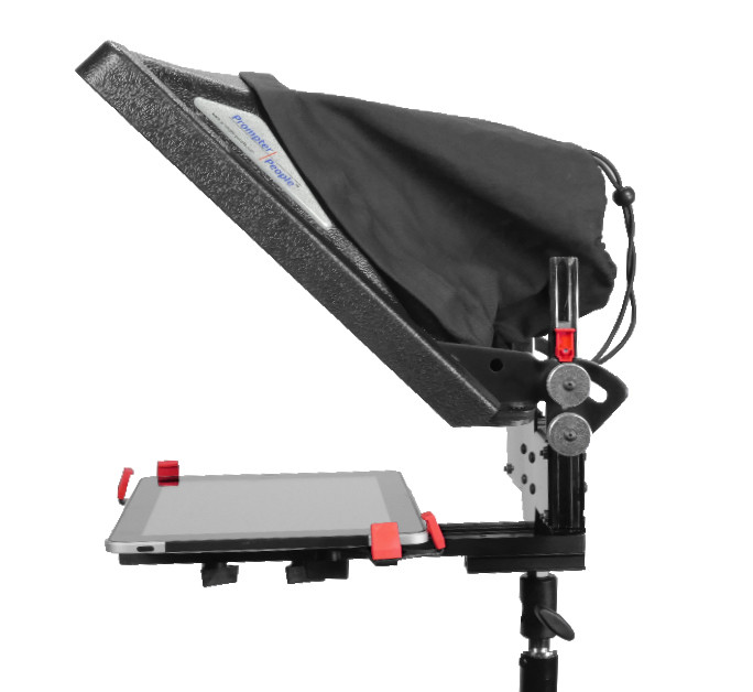 PrompterPeople ProLine Plus Teleprompter - iPad Freestanding