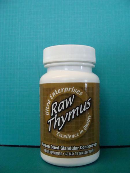 Raw Thymus