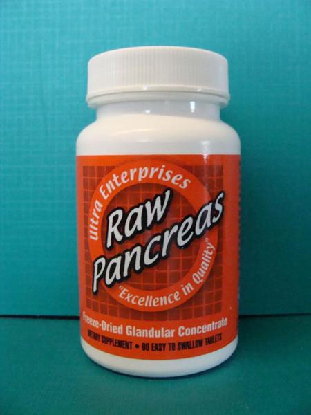 Raw Pancreas