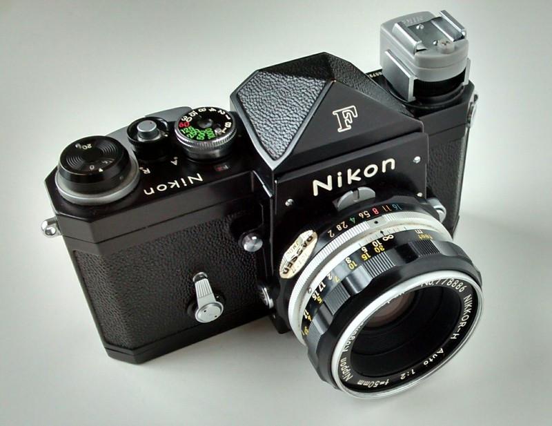 Lens 35mm Nikon f 35mm Single-lens