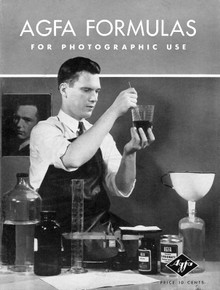 Agfa Formulas for Photographic Use