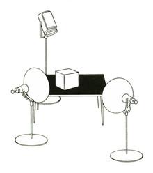 Bausch & Lomb 6½ x 8½ Extra Rapid Universal Series D