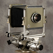4x5 Sinar Norma Monorail Camera