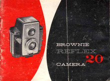Kodak Brownie Reflex 20 Camera Instruction Manual - Free Download
