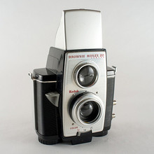 Kodak Brownie Reflex 20 Camera