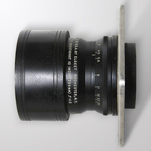 254mm Elgeet Anastigmat Lens Vintage 10 Inch f : 4.5