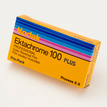 Ektachrome 100 PLUS Pro-Pack 5-EPP 120 Film Exp. 04/2000 Lomography
