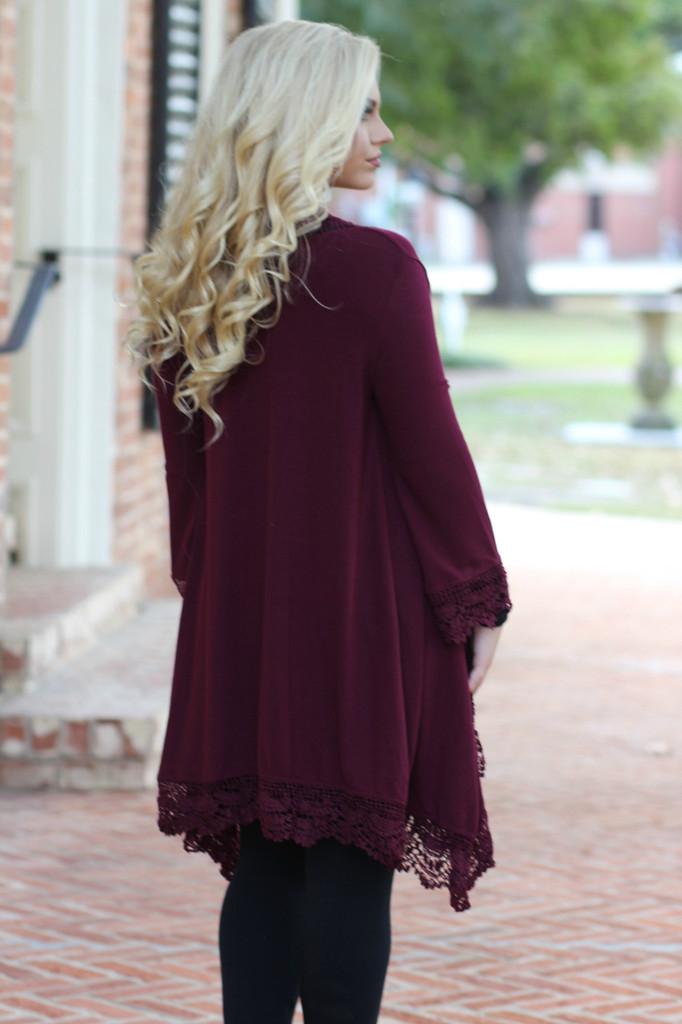 Sway On By Cardigan: Wine