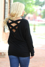 Nothing Sweeter Top: Black