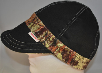 Black/Camo Banded Reversible 2000