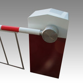PH5000 AUTOMATIC HEAVY DUTY RISING BARRIER (9.0M - 12.0M)