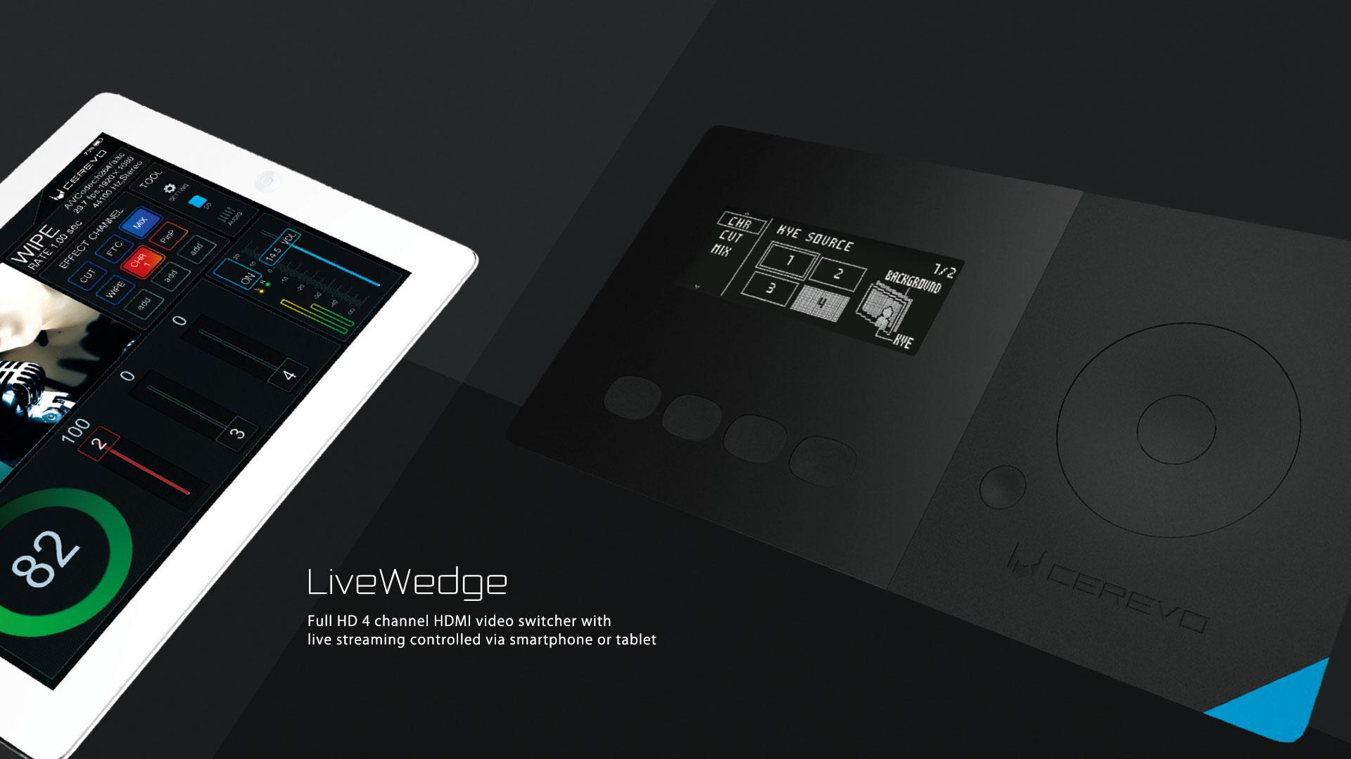 LiveWedge