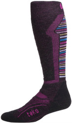 Teko M3RINO.XC Series Women's Ski Sock: Medium Cushion