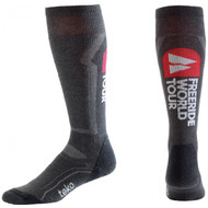 Teko Freeride World Tour Series Ski Socks: Ultralight Pro Model
