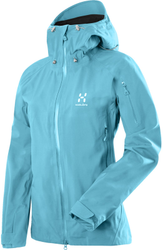Hagl̦fs Roc Fiction Jacket - Bluebird