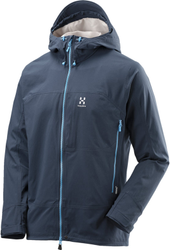 Haglofs Fjell Jacket Men - Deep Blue