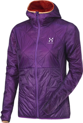 LIM Barrier Pro Hood Women - Imperial Purple