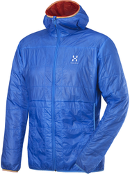 Haglofs LIM Barrier Pro Hood Men - Gale Blue