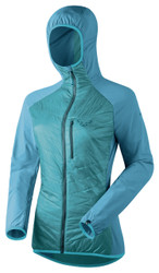 Dynafit Traverse Hybrid Jacket Women - Fiji Blue