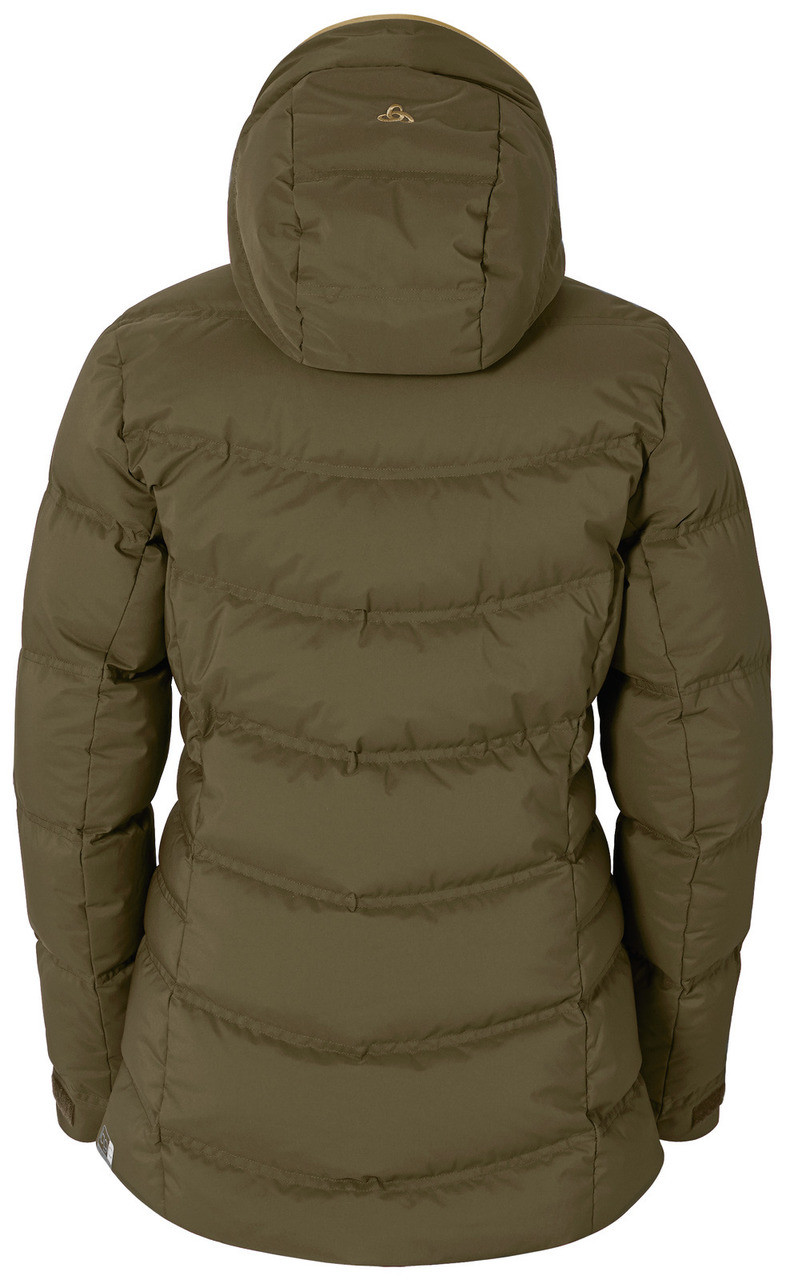Odlo Ski Cocoon Insulated Down Jacket - Women - Gear Pest
