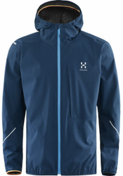Haglofs LIM Proof Jacket - Blue Ink