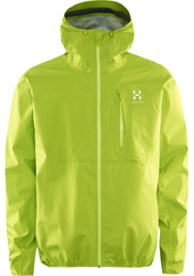 Haglofs Gram Comp Jacket - Glow Green