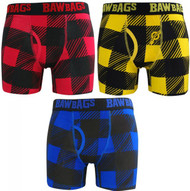 Bawbags Plaid 3 Pack